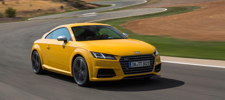 ¿Más de 400 caballos para el próximo Audi TT RS?