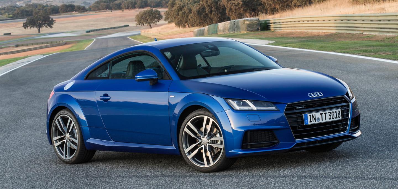 Audi Tt S Line Edition Con Extra De Deportividad De Serie Foto 1 De 2