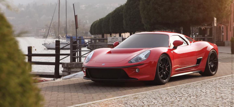 ATS 2500 GT: un italiano de 640 caballos…. ¡y sólo 950 kg!