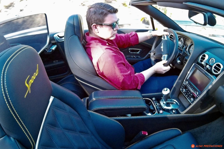 David Clavero GT Speed Convertible