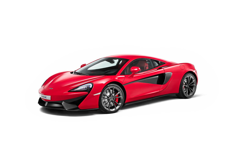 McLaren se planta: no habrá un deportivo más barato que el 540C