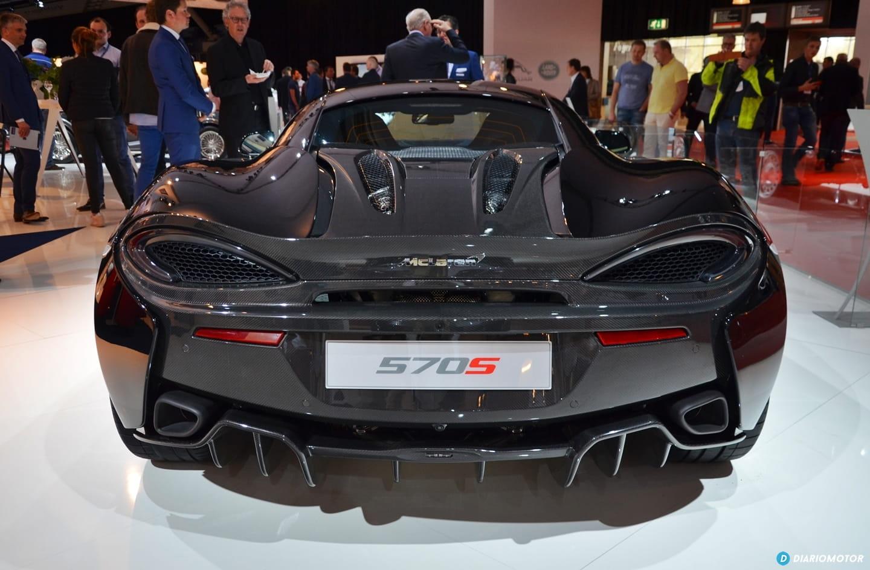 McLaren 570S: primeras impresiones en directo ¿Es sólo un McLaren más?