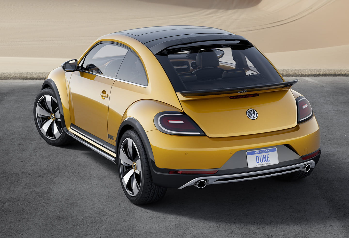 el volkswagen beetle dune llegar en 2016 un repaso en im genes al escarabajo campero. Black Bedroom Furniture Sets. Home Design Ideas