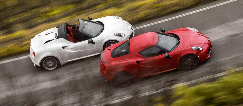 Alfa Romeo 4C Spider: en España por 76.500 euros