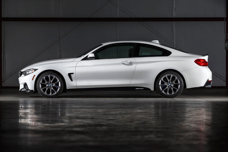 BMW 435i ZHP Coupé: edición especial con 340 CV