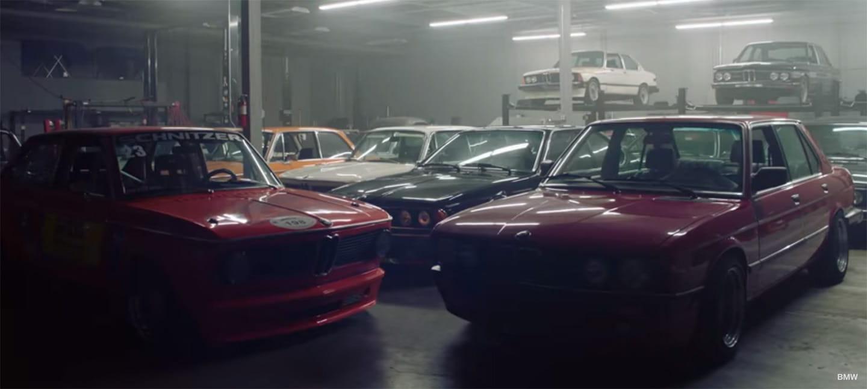 No se lo digas a nadie: esta es una de las mayores colecciones de clásicos BMW del mundo (vídeo)