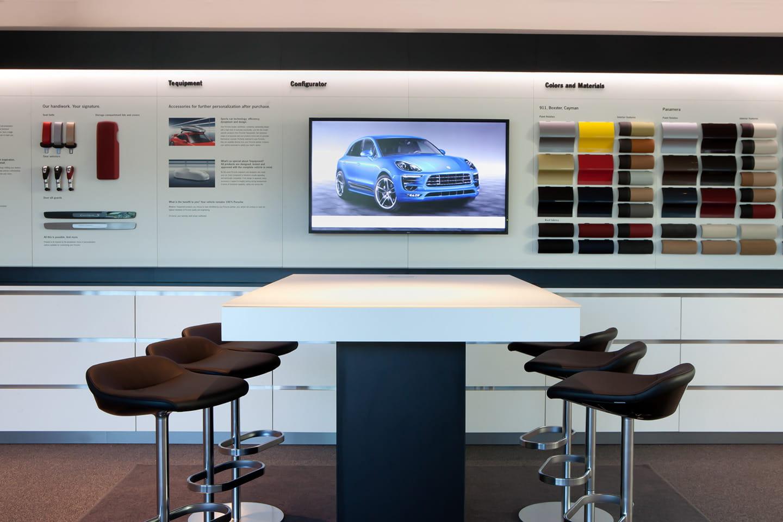 En imágenes, así es el Porsche Experience Center de Atlanta