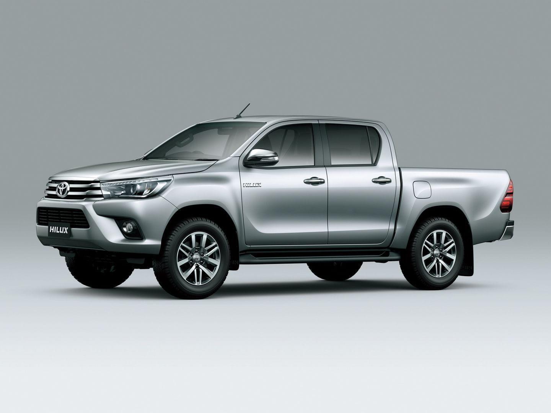Www Punjabjobalert Com2019 Hd Picks: Toyota Hilux 2016: Motores Y Novedades