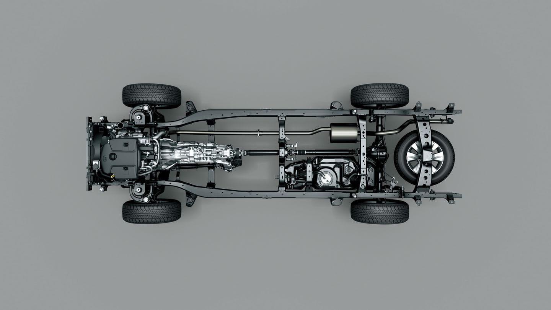 Norris de las cuatro ruedas se renueva: así es el Toyota Hilux 2016