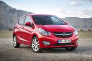 Gallería fotos de Opel KARL