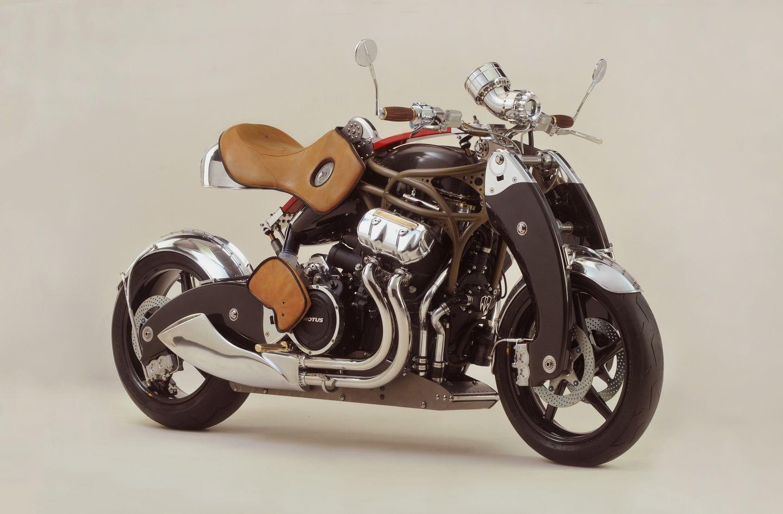 Bienville Legacy Motorcycle, artesanía steampunk en una muscle bike de 300 CV