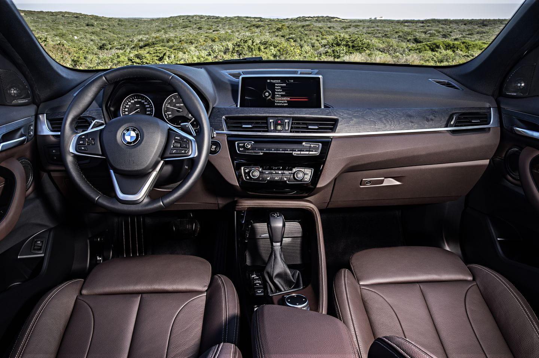 Interior BMW X1