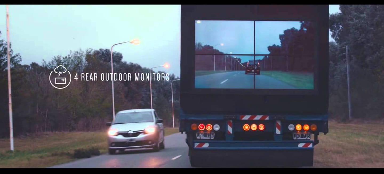 Bendita tecnología: ¿Camiones transparentes? Una gran idea que merece la pena explorar