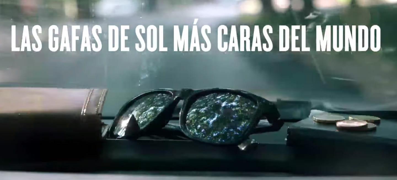 lo último 2a375 d1929 Las gafas de sol más caras del mundo. La DGT vuelve a ...
