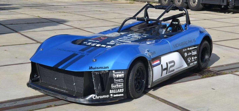 Forze VI y su récord a Nürburgring… usando hidrógeno como combustible