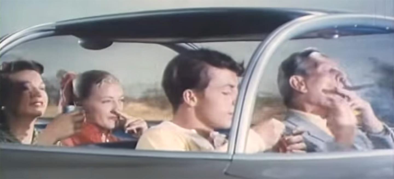 En 1956, así se imaginaba General Motors que sería el futuro del automóvil en 1976