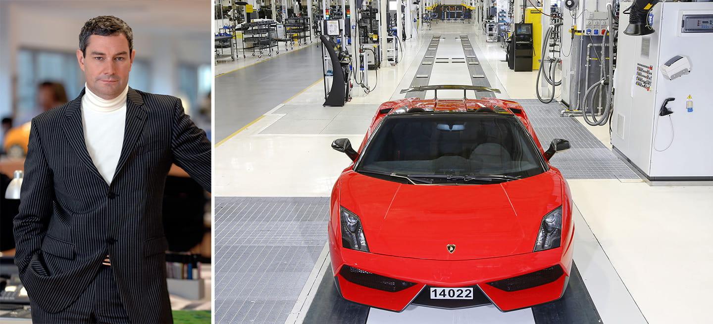 Dicen que Luc Donckerwolke, diseñador de Lamborghini Gallardo y Murciélago, se marcha a Hyundai-Kia