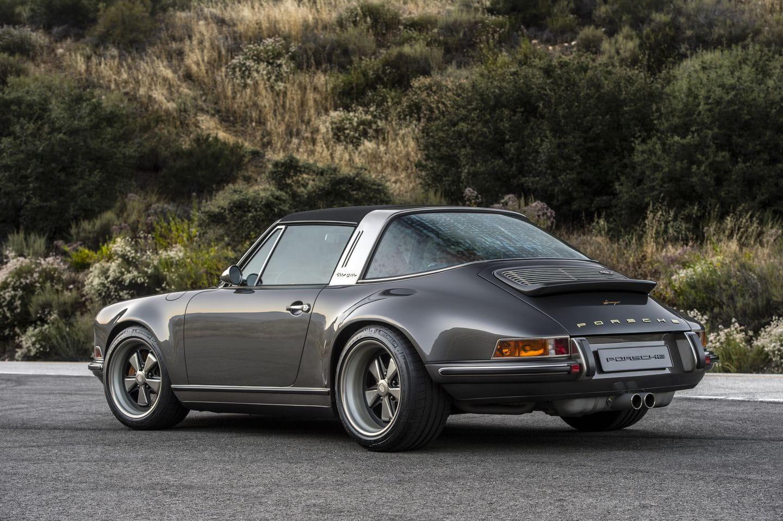 El Porsche 911 Targa De Singer Podr 237 A Ser El Porsche