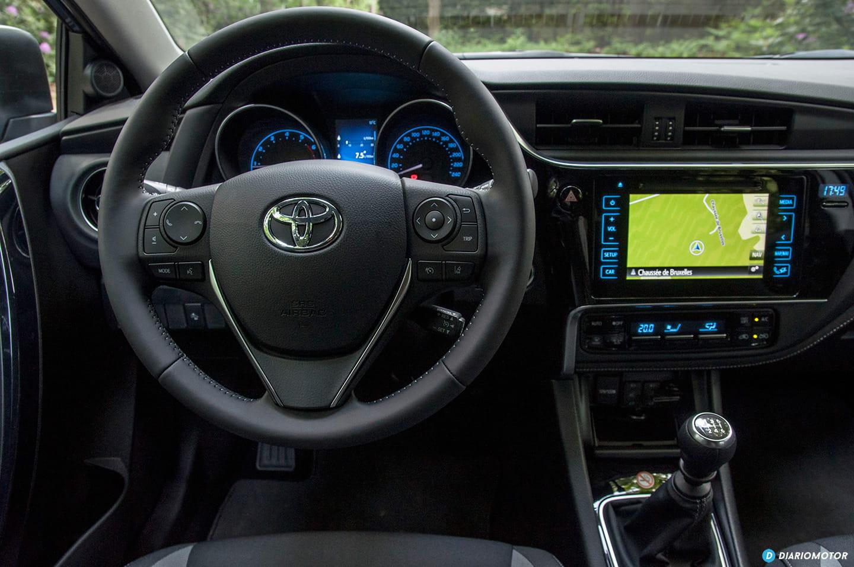 Toyota Auris Diariomotor