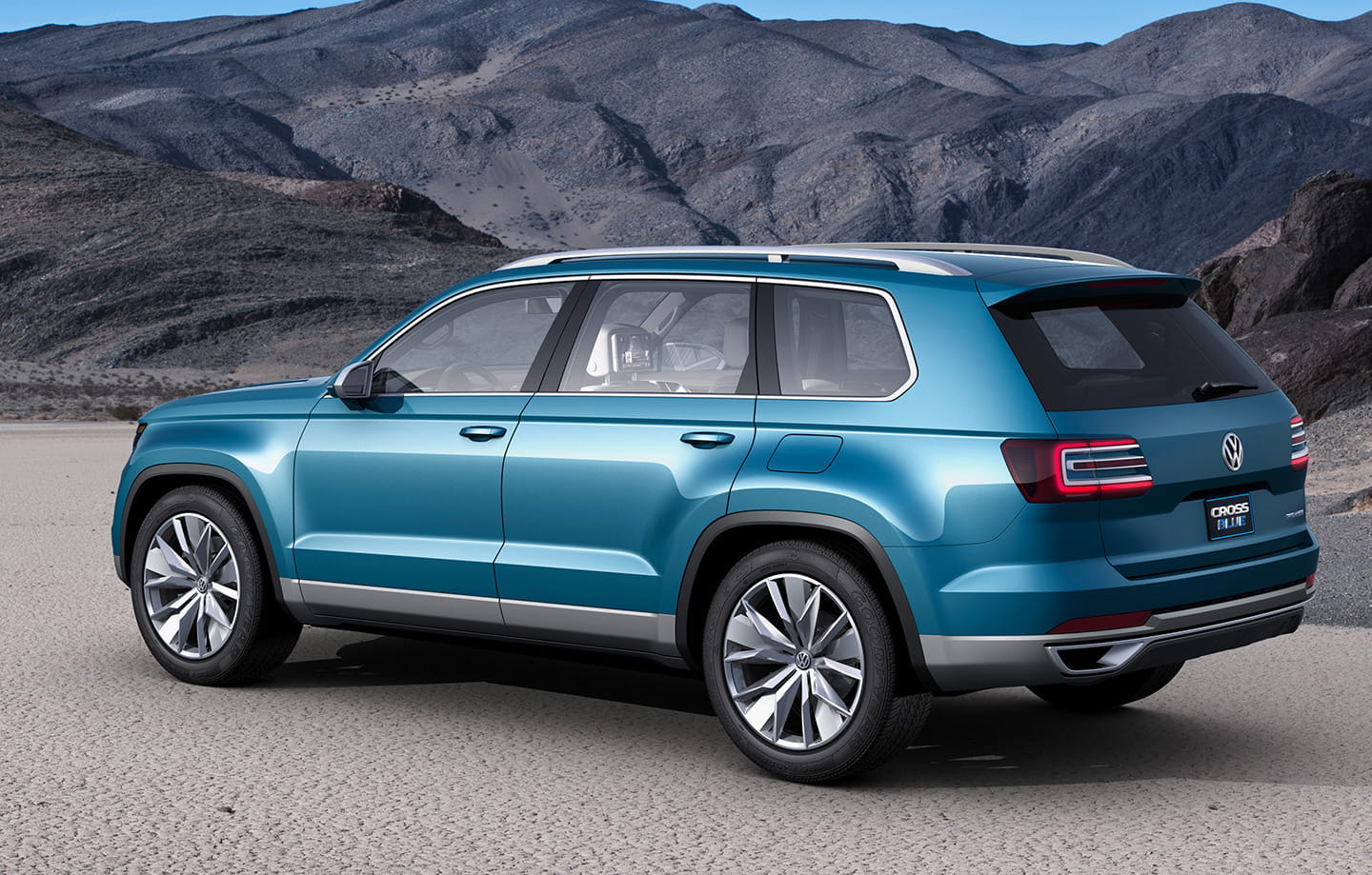 volkswagen se prepara para la llegada de su nuevo tiguan de 7 plazas en 2016 diariomotor. Black Bedroom Furniture Sets. Home Design Ideas