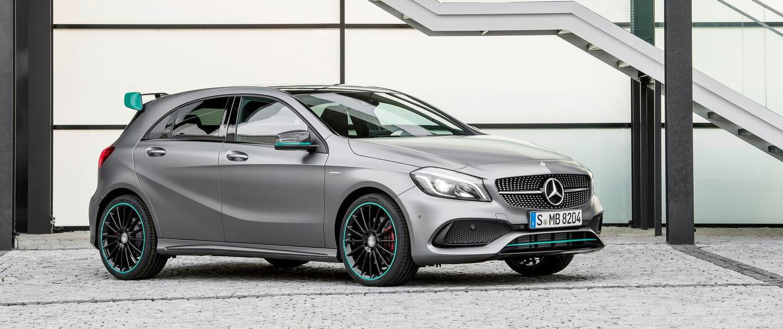 ¿Cuánto cuesta el Mercedes Clase A Motorsport Edition?