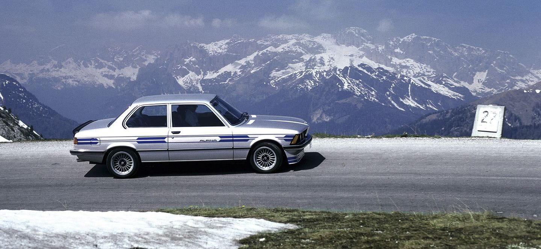 De cuando Alpina estuvo a punto de ser comprada por Jaguar