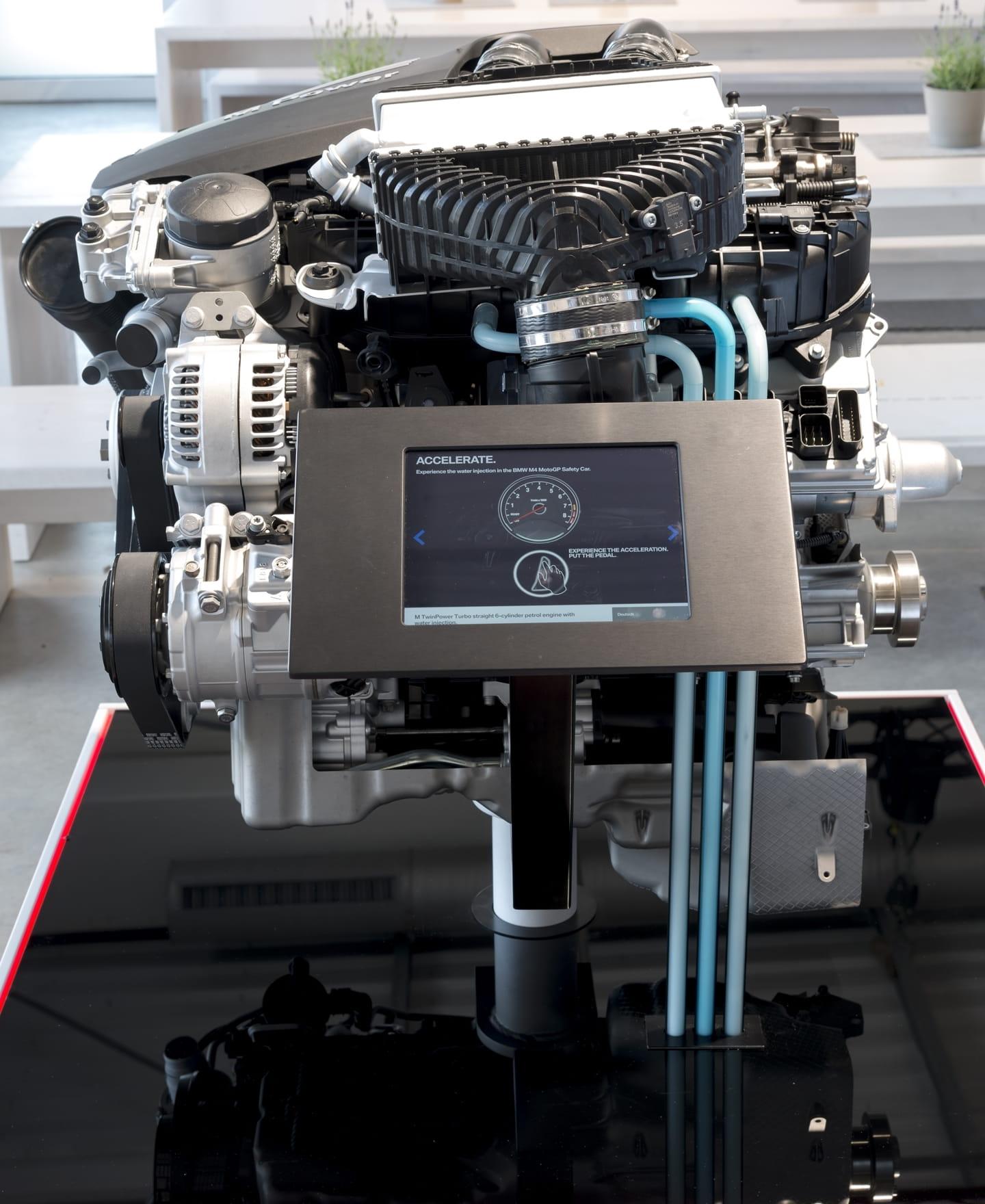 El motor el fiat kroma 2.0 gasolina