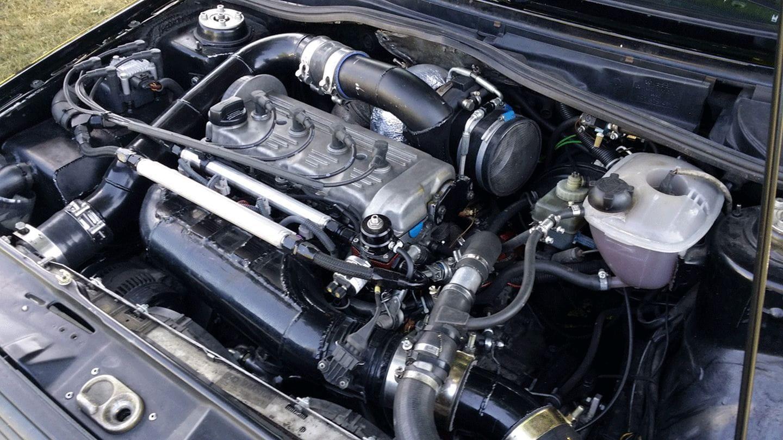 Boba Golf Mk on Vw Mk2 16v Turbo