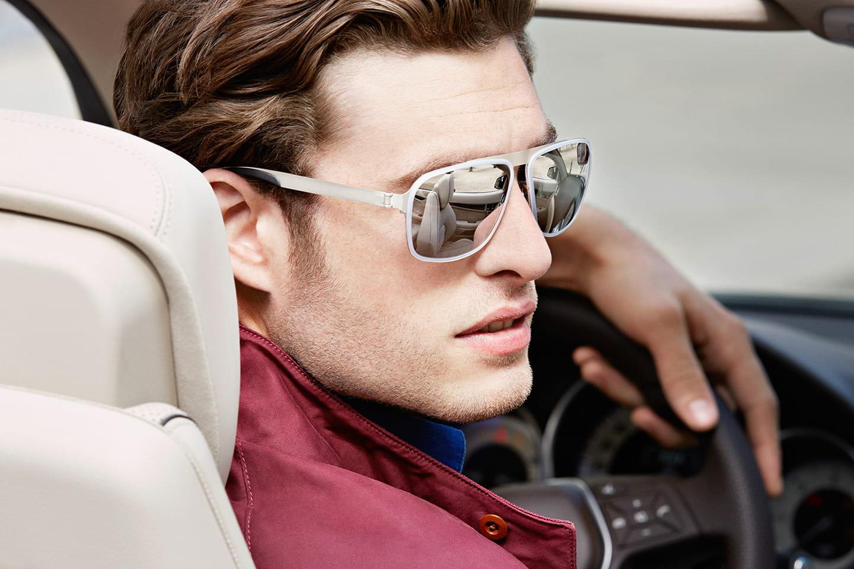 Gafas y monturas Mercedes-Benz: el complemento del verano que no te ...