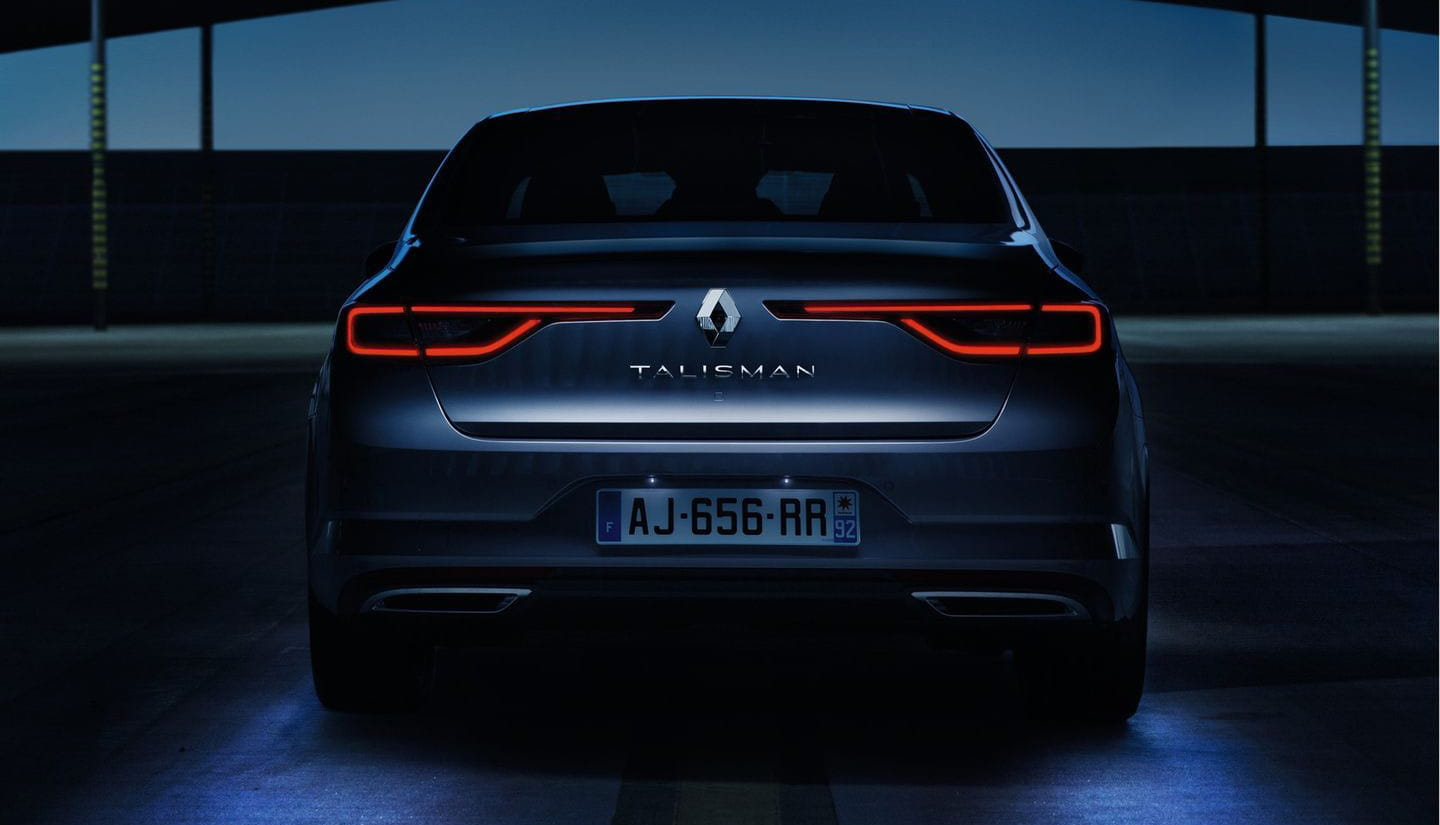 el renault talisman estrena versi n s edition equipada con el 1 8 tce de 225 cv de renault. Black Bedroom Furniture Sets. Home Design Ideas