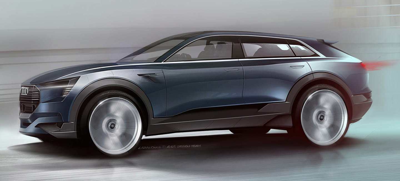 ¡Audi se pone las pilas! Este e-tron quattro es el anticipo de un nuevo Q6 anti-Tesla