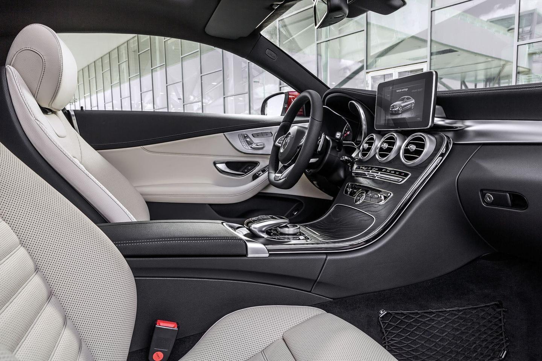 Mercedes Clase C Coupé
