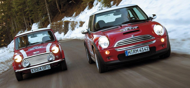 10 imágenes que demuestran cómo han crecido (y engordado) los coches modernos (parte 2)