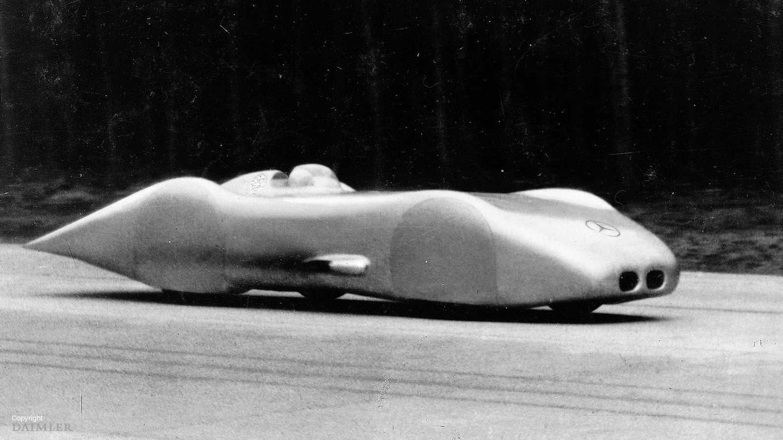 El récord eterno de Rudolph Caracciola: 432,7 km/h en carreteras públicas, acompañados de una tragedia