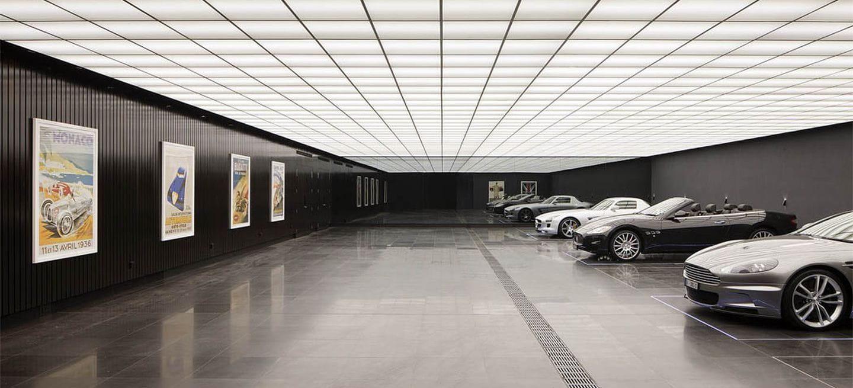 La Batcueva es real: el garaje perfecto es invisible y está en Australia