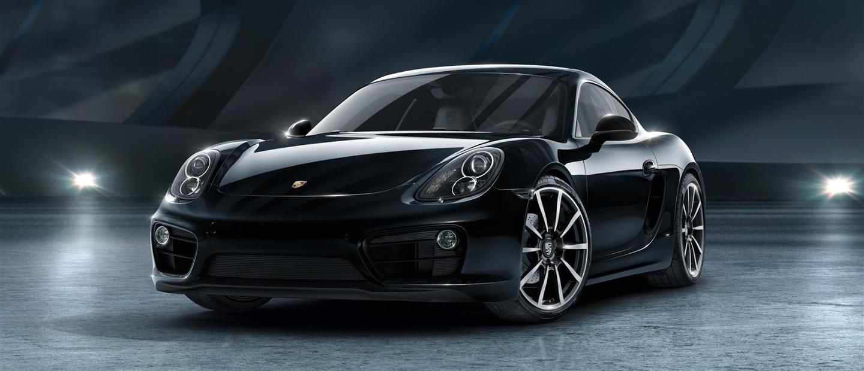 ¡Todo al negro! Un nuevo vistazo, en imágenes, al Porsche Cayman Black Edition