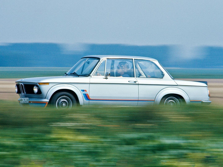 BMW 2002 turbo (1973): el primer turbo de BMW es el abuelo del M2 Coupé