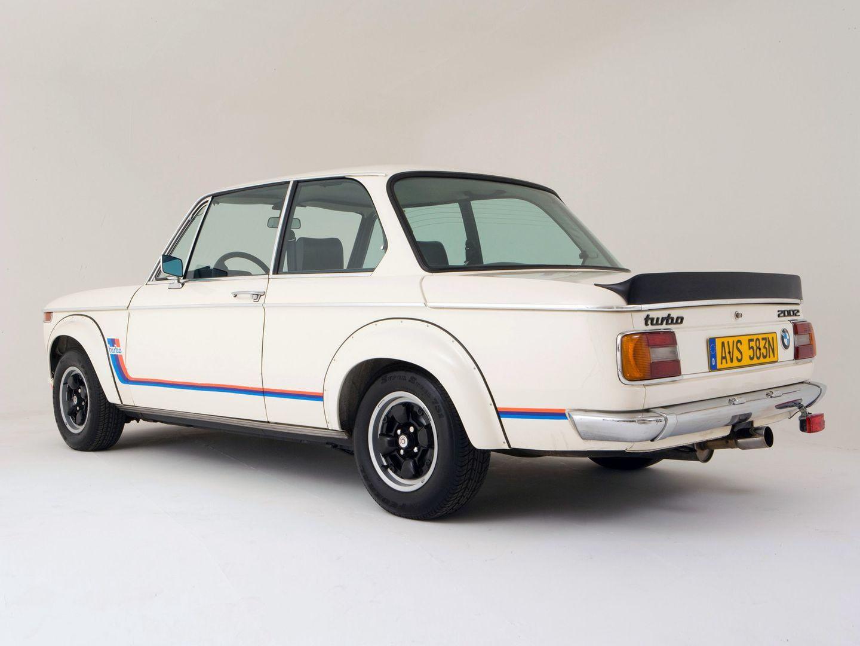 BMW turbo bmw 2002 : BMW 2002 turbo (1973): el primer turbo de BMW - Diariomotor
