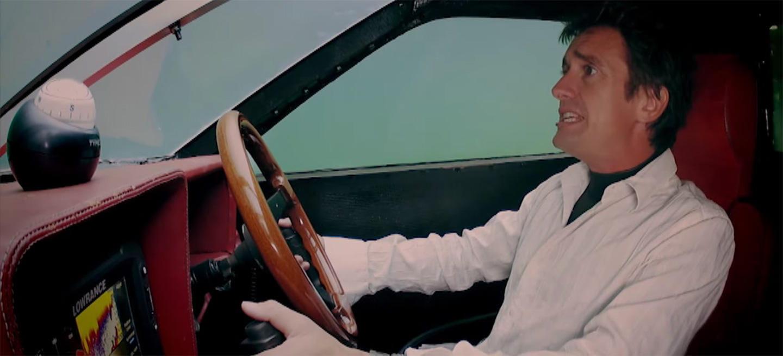 Memorable: así se sumergió Top Gear en el Lotus Esprit submarino de James Bond