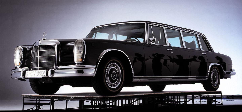 Ocho razones por las que el Mercedes 600 es el mejor Mercedes de todos los tiempos