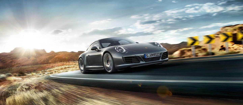 Porsche 911 Carrera 4 y 4S 2016: ahora con turbo sí, pero… ¿cuánto cuesta?