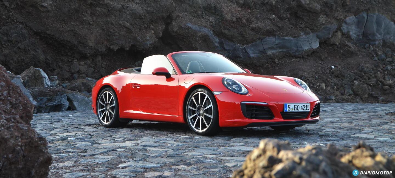 ¡Agárrate! Porsche confirma que el 911 híbrido ya está en camino