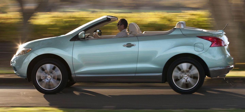 Nissan Murano CrossCabriolet, crónica del fracaso que Land Rover quiere olvidar