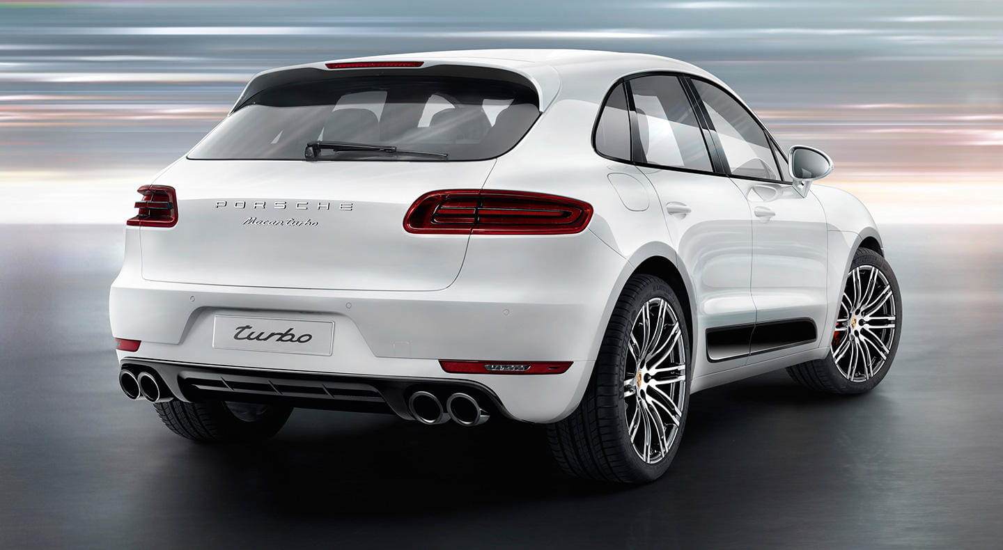 porsche macan 2016 la gama macan sigue mejorando con 4. Black Bedroom Furniture Sets. Home Design Ideas