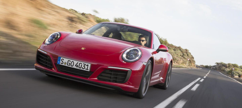 Filtros van, filtros vienen: 13 instantáneas desde Instagram de nuestro primer contacto con el nuevo Porsche 911