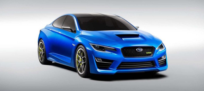 """¿Un Subaru WRX STI híbrido? Sí, la próxima generación podría ser """"enchufable"""""""