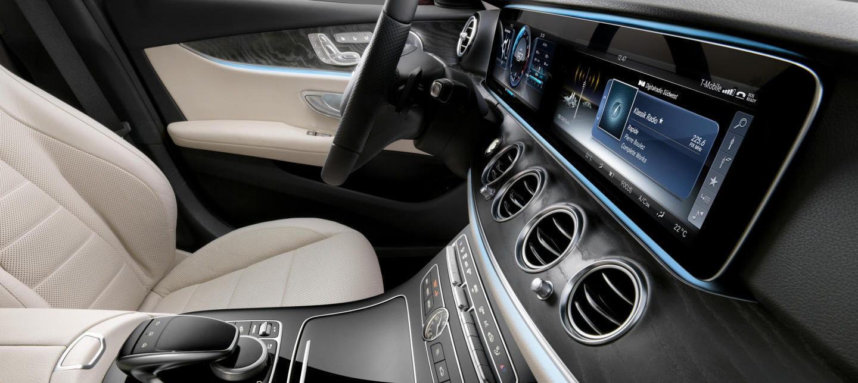 En vídeo: así es el interior del nuevo Mercedes Clase E