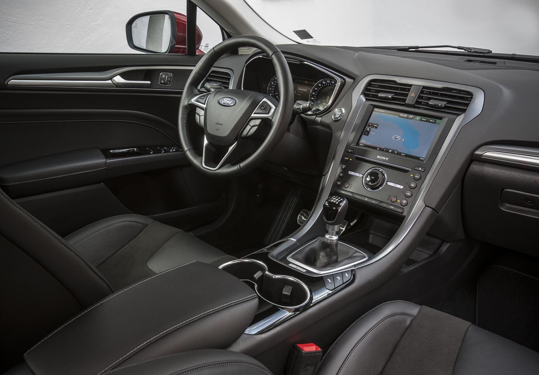 Ford Mondeo Precios Noticias Prueba Ficha T 233 Cnica Y
