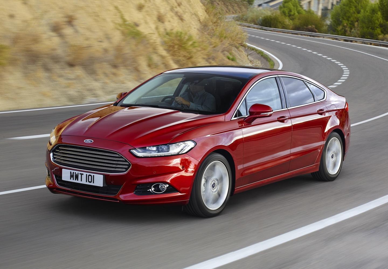 Ford Mondeo: precios, noticias, prueba, ficha técnica y ...