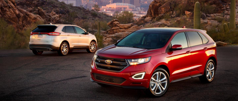 Ford Edge: estos son los precios del gran SUV de Ford